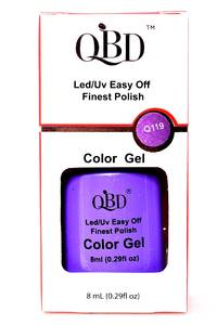 OBD Nail Polish Gel Q119 Р4757