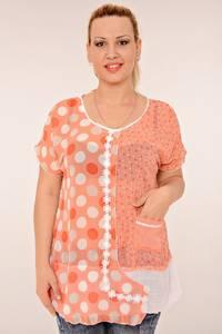 Блуза летняя праздничная К0603