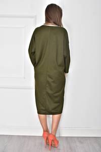 Платье короткое нарядное деловое У7900