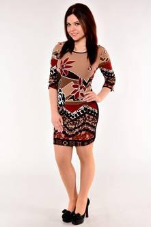 Платье Е3411