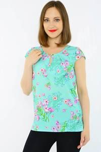 Блуза летняя нарядная Н1493