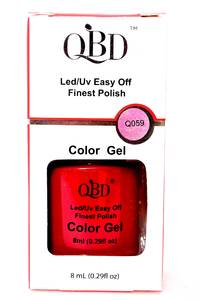 OBD Nail Polish Gel Q059 Р4762