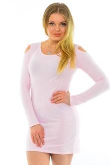 Платье-туника М6511