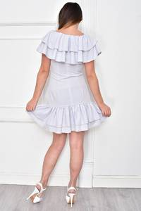 Платье короткое летнее Ф4841