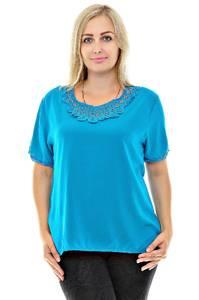 Блуза офисная нарядная Н9630