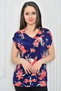 Блуза вечерняя праздничная Р0442