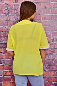 Блуза нарядная летняя Т4117