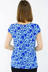 Блуза летняя нарядная Н1496