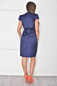 Платье короткое вечернее облегающее У7904