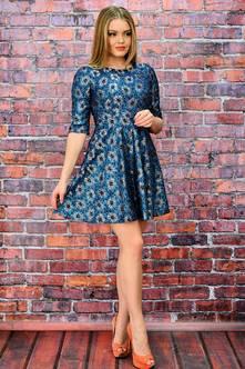 Платье П5696