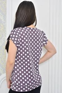 Блуза офисная нарядная Р0443