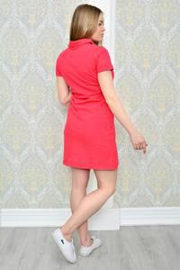 Платье короткое повседневное облегающее Р1167