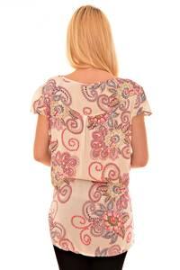 Блуза нарядная вечерняя К6135