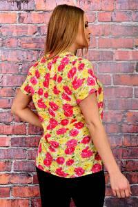 Блуза летняя нарядная П6045