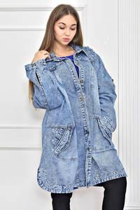 Джинсовая куртка Ф0215