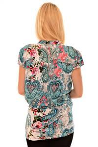 Блуза нарядная вечерняя К6136