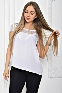 Блуза белая Т2438