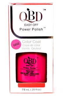 OBD Nail Polish Gel Q022 Р4775
