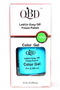OBD Nail Polish Gel Q080 Р4776