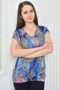 Блуза летняя нарядная Р0446