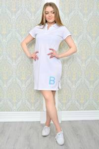 Платье короткое повседневное облегающее Р1170
