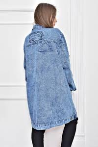 Джинсовая куртка Ф0216