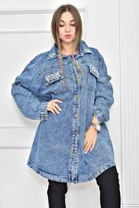 Джинсовая куртка Ф0217