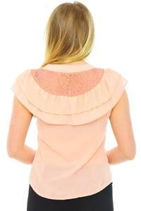 Блуза праздничная вечерняя Н0588