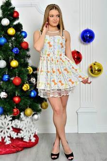 Платье П7786