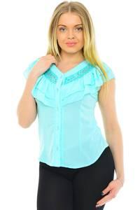 Блуза праздничная вечерняя Н0589