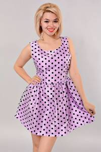 Платье короткое летнее Д1139