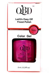 OBD Nail Polish Gel Q057 Р4779