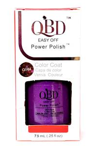 OBD Nail Polish Gel Q084 Р4780