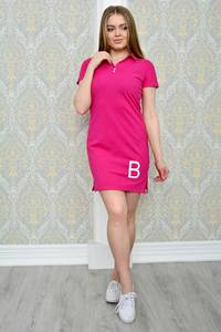 Платье короткое повседневное облегающее Р1173
