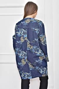 Джинсовая куртка Ф0219