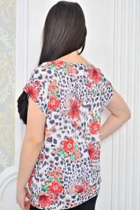 Блуза летняя праздничная Р0449