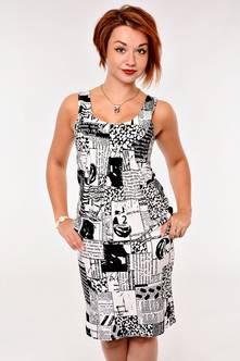 Платье Е2055