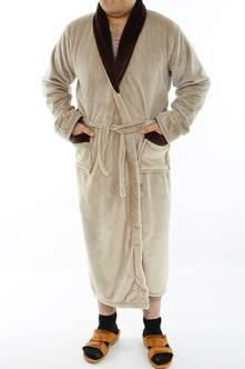 Махровый халат М3394