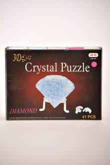 "Кристальный 3D пазл ""Diamond"" И0638"