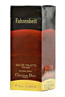 Туалетная вода Dior Fahrenheit 100 мл. Л9066