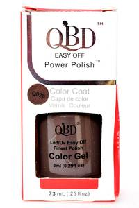 OBD Nail Polish Gel Q025 Р4784