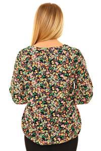 Блуза летняя нарядная Л9696