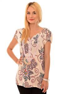 Блуза нарядная вечерняя К6142