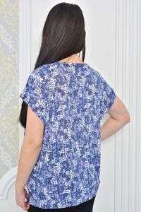 Блуза летняя нарядная Р0451
