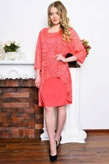 Платье Двойка Р7601