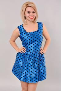 Платье короткое современное Д1142