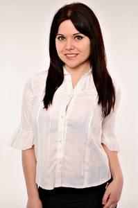 Блуза белая для офиса И0276