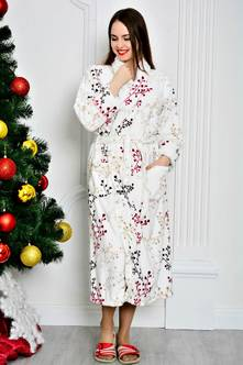 Махровый халат П7123