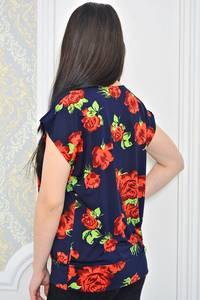 Блуза летняя праздничная Р0452