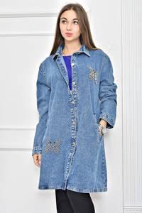 Джинсовая куртка Ф0223